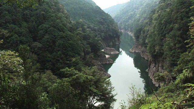 十津川村 瀞峡(4分22秒)