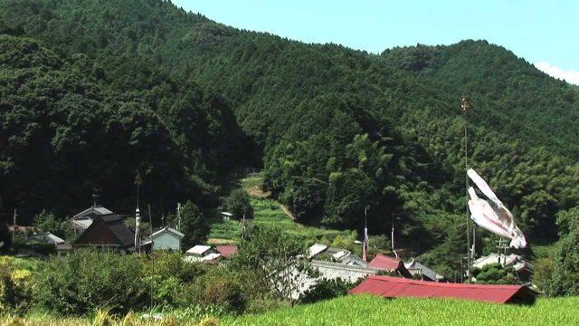 奈良 明日香村(4分03秒)