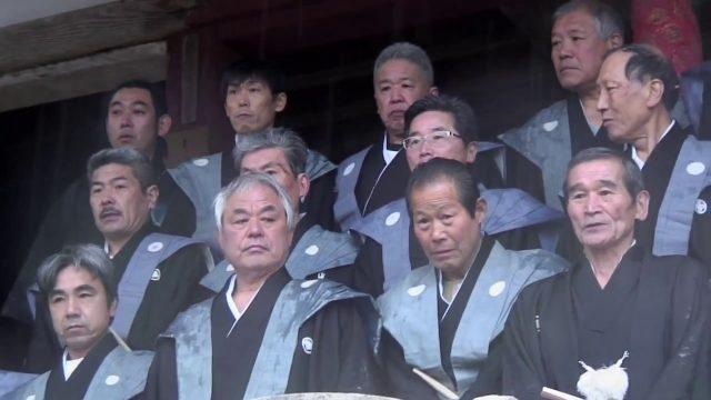 川上村 朝拝式(4分36秒)